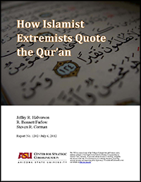 Anic Quotes | How Islamist Extremists Quote The Qur An Csc Center For Strategic